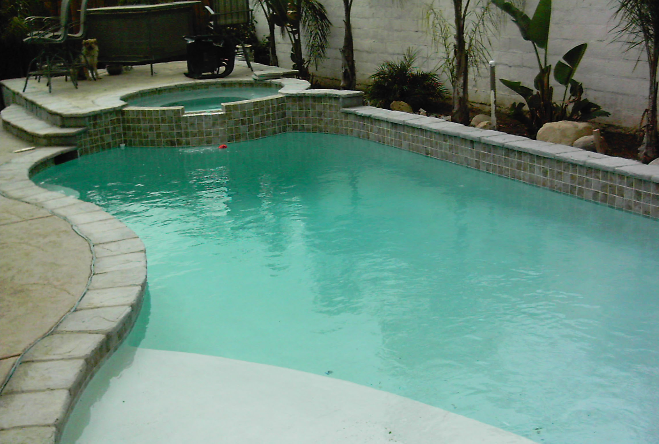 Classic Pool and Spa